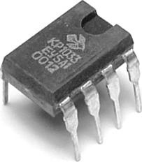 КР1033ЕУ5А1 (98-01г), Микросхема управления полевым транзистором в импульсных БП