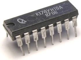 К174УН10А, Двухканальный, электронный регулятор тембра ВЧ и НЧ (TCA740.A274D)