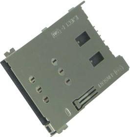 10-100306-82, Printed Circuit Connector Assembly