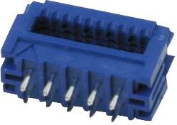 Фото 1/2 69830-008LF, CONNECTOR, HEADER, 8POS, 2ROW, 2.54MM