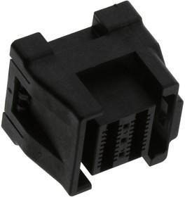 10120666-101LF, MINI SAS CONNECTOR, RCPT, 16P, PRESSFIT