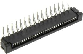 SLW30R-1C7LF, CONNECTOR, FFC/FPC, 30POS, 1 ROW, 1MM