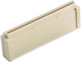 10144517-104802LF, Составной разъем платы, FCI BergStak Lite 10144517 Series, 100 контакт(-ов), Гнездо, 0.8 мм