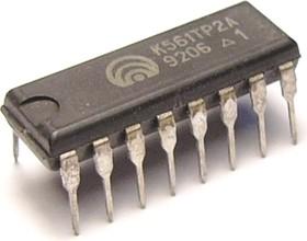 К561ТР2А (91-93г), 4 RS-триггера