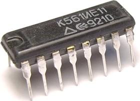 К561ИЕ11 (90-08г), Четырехразрядный двоичный реверсивный счетчик