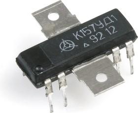 К157УД1, Универсальный операционный усилитель средней мощности, бытовая электроника