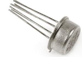 Фото 1/2 К140УД1701А никель (00-12г), Прецизионный усилитель с малым напряжением смещения, высоким коэффициентом усиления