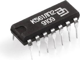 """К561ЛП2, Четыре логических элемента """"Исключающее ИЛИ"""" [2102Ю.14-В] (=СD4030АN)"""