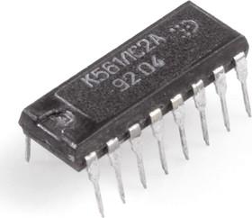 "К561ЛС2А (90-97г), 4 логических элемента ""И-ИЛИ"""