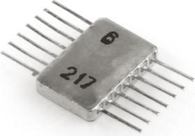 """564ЛА7 никель, 4 логических элемента """"2И-НЕ"""""""