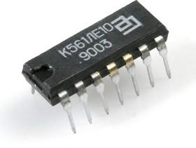 """К561ЛЕ10, 3 логических элемента """"ИЛИ-НЕ"""""""