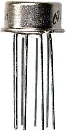 140УД701 никель (00-13), Операционный усилитель средней точности с внутренней коррекцией