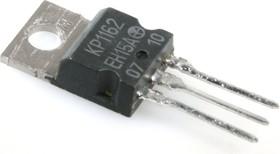 КР1162ЕН15А, Стабилизатор с фиксированным отрицательным выходным напряжением -15В 1.5А TO-220 (7915)