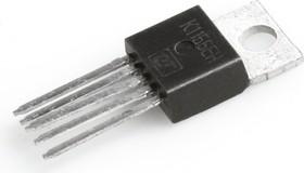 """Фото 1/2 К1156ЕН1П (98-14г), Стабилизатор напряжения Low drop со схемой """"Сброс"""" +5В 0.5А [ТО-220-5]"""
