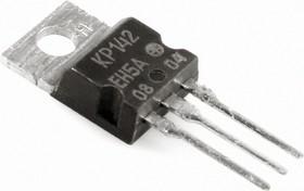 Фото 1/3 КР142ЕН5А (00-16г), Стабилизатор с фиксированным выходным напряжением 5В, 2А TO-220 (7805)