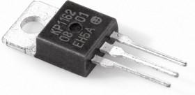 КР1162ЕН5А (02-05г) (7905), Стабилизатор с фиксированным отрицательным выходным напряжением -5В, 1.5А