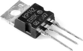 КР142ЕН9К, Стабилизатор с фиксированным выходным напряжением +27В 1.5А TO220 (7827)