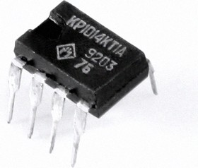 КР1014КТ1А (90-97г), Токовый ключ на полевом N-канальном транзисторе, 100мА