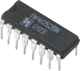 ЭКР1561КП1 (98-01г), Двойной четырехканальный мультиплексор