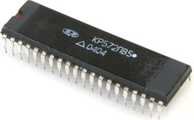 КР572ПВ5(А) (00-04г), (ICL7106)
