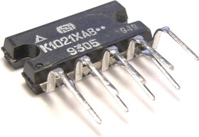 К1021ХА8А (90-97г), Драйвер управления кадровой разверткой ТВ