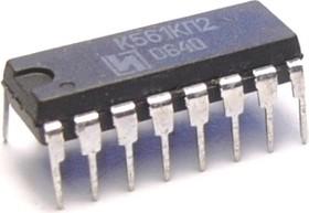 Фото 1/2 К561КП2 (89-03г), 8-ми канальный мультиплексор