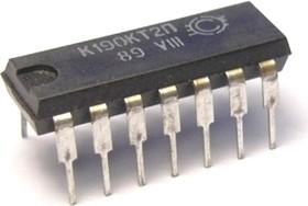 Фото 1/2 К190КТ2П, 4-х канальный коммутатор тока (ML160)