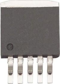 Фото 1/2 LM2596S-5.0/NOPB, Импульсный понижающий регулятор напряжения, 5В, 3А, 150кГц [TO-263-5]
