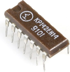 КР142ЕН14 (90-97г), Регулируемый стабилизатор положительного напряжения +2В…+37В, 150мА