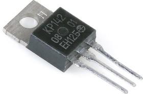 КР142ЕН12Б, Регулируемый стабилизатор положительного напряжения +1.2В…+37В, 1.5А