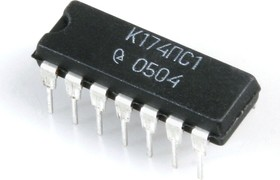 К174ПС1, Преобразователь частоты (S042P)