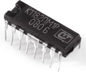 Фото 1/3 К1182ПМ1Р, Фазовый регулятор [PowerDIP (12+4)]
