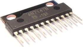AN7147N, Двухканальный усилитель низкой частоты, 2 х 5.8Вт, 8В…12В, 4 Ом