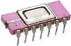 140УД20А[никель], Сдвоенный ОУ средней точности с частотной коррекцией и защитой входа