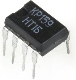 КР159НТ1Б (90-97г), Матрица из двух n-p-n транзисторов
