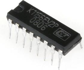 Фото 1/2 К1156ЕУ2Р (98-13г), ИМС управления импульсным стабилизатором (КР1156ЕУ2)