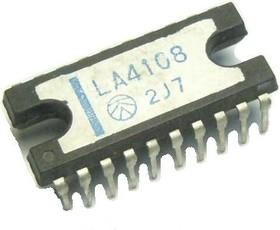 LA4108, Двухканальный усилитель НЧ средней мощности