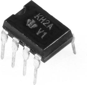 Фото 1/2 КР249КН2А (03-05г), Оптоэлектронный переключатель [DIP-8]