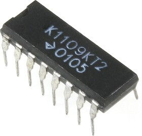 К1109КТ2, 7-и канальный ключ Дарлингтона, 0.5А