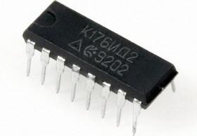 К176ИД2, Преобразователь двоично-десятичного кода