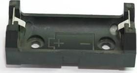 Фото 1/2 BHC-CR123A, Батарейный отсек 1xCR123A на плату