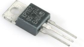 КР1162ЕН6А (96-03г), Стабилизатор с фиксированным отрицательным выходным напряжением -6В, 1.5А TO-220