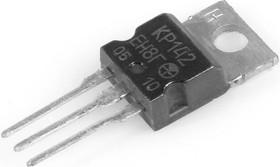 КР142ЕН8Г, Стабилизатор с фиксированным выходным напряжением 9В, 1А TO-220 (7809)