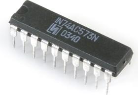 ЭКР1554ИР33 (00-14г), 8-ми разрядный регистр, управл.по уровню, с паралл.вводом-выводом данных с выходом на три состояния(
