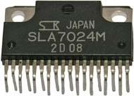 SLA7024M, Шим-контроллер для управления шаговым электродвигателем