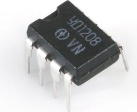 Фото 1/2 КР140УД1208, Микромощный операционный усилитель с регулируемым потреблением мощности