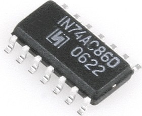 ЭКФ1554ЛП5 (98-06г), (D) (IN74AC86D)