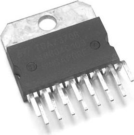 TDA7370B, Четырехканальный аудиоусилитель класса АВ, 4 х 6.5Вт, 2 х 20Вт