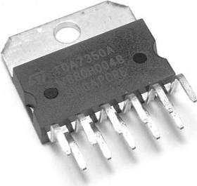 TDA7350, Мостовой усилитель класса АВ, 22Вт