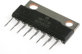 AN7173K, Двухканальный усилитель мощности звука, 14Вт